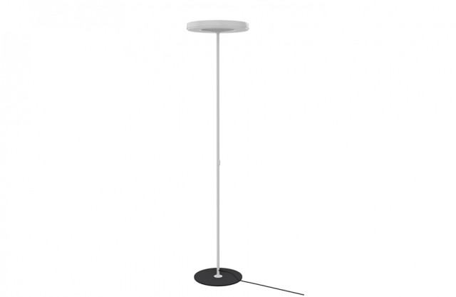 Lampada a stelo BELUX modello Disk