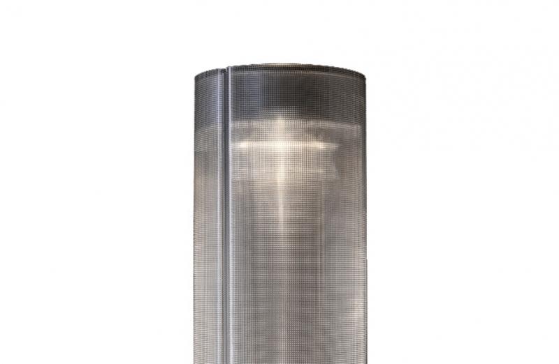 Lampada a stelo BELUX modello Twilight-360