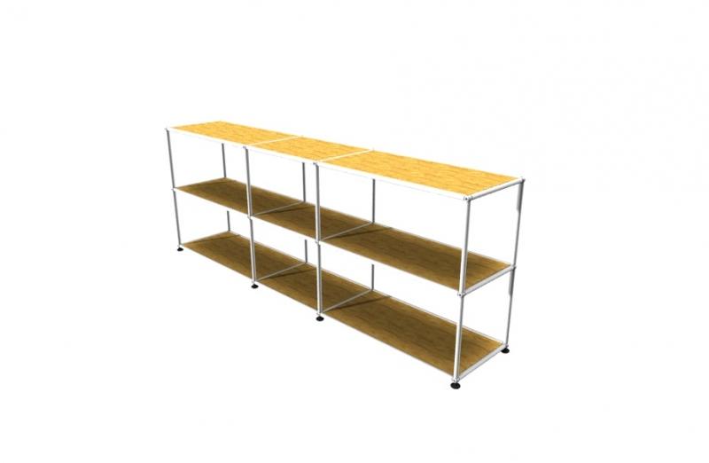 Mobile USM Haller in legno