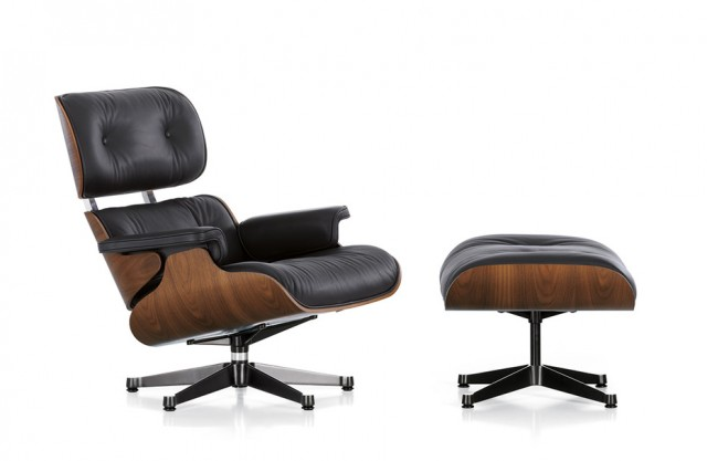 Poltrona Lounge Chair di VITRA