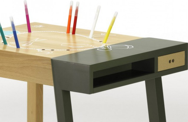 Porcupine Tavolino VITRA