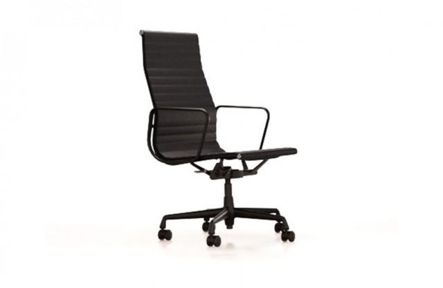 Sedia direzionale VITRA Aluminium Chair EA 119