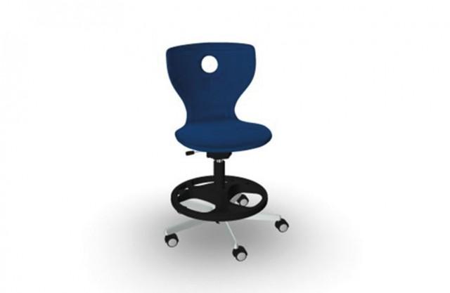 Sedia girevole modello PantoMove-Lupo