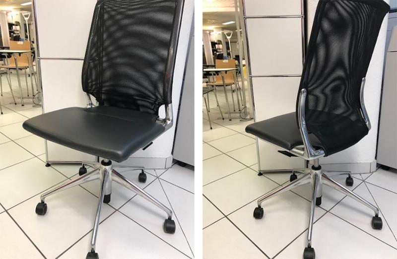 Sedia operativa VITRA Meda Chair