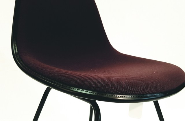 VITRA Sedia Plastic Chair DSX
