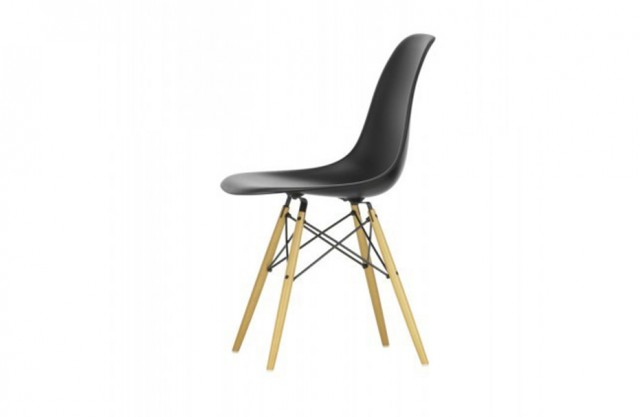 Sedia VITRA EAMES Plastic Side Chair DSW