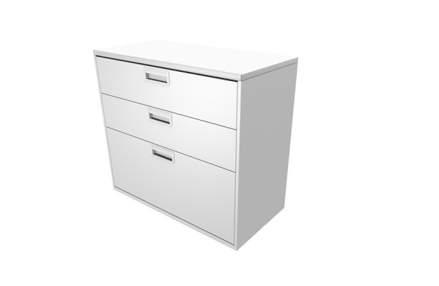 Sideboard Lista Office QUB 664