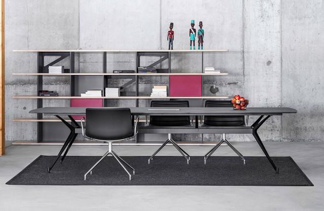 Tavolo Lista Office modello D11