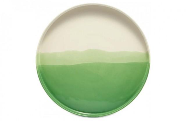 VITRA Tray in ceramica
